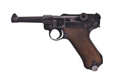 pistolet luger p08 bron histtoryczna niemieckich oficerów