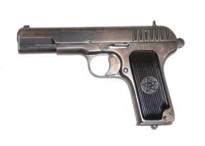 pistolet tt wz 33 7,62x25mm w ofercie centrum szkolenia strzeleckiego fabryka strzelania