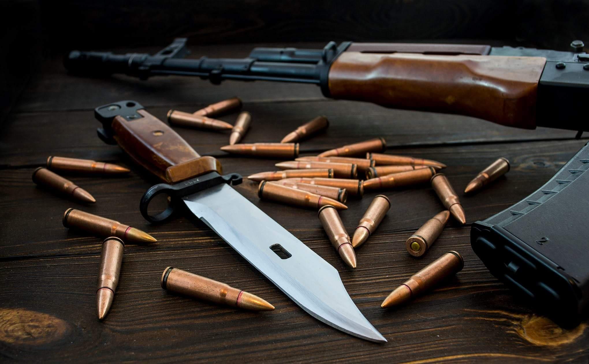 karabin tantal wz 88 z bagnetem arsenał centrum szkolenia strzeleckiego fabryka strzelania