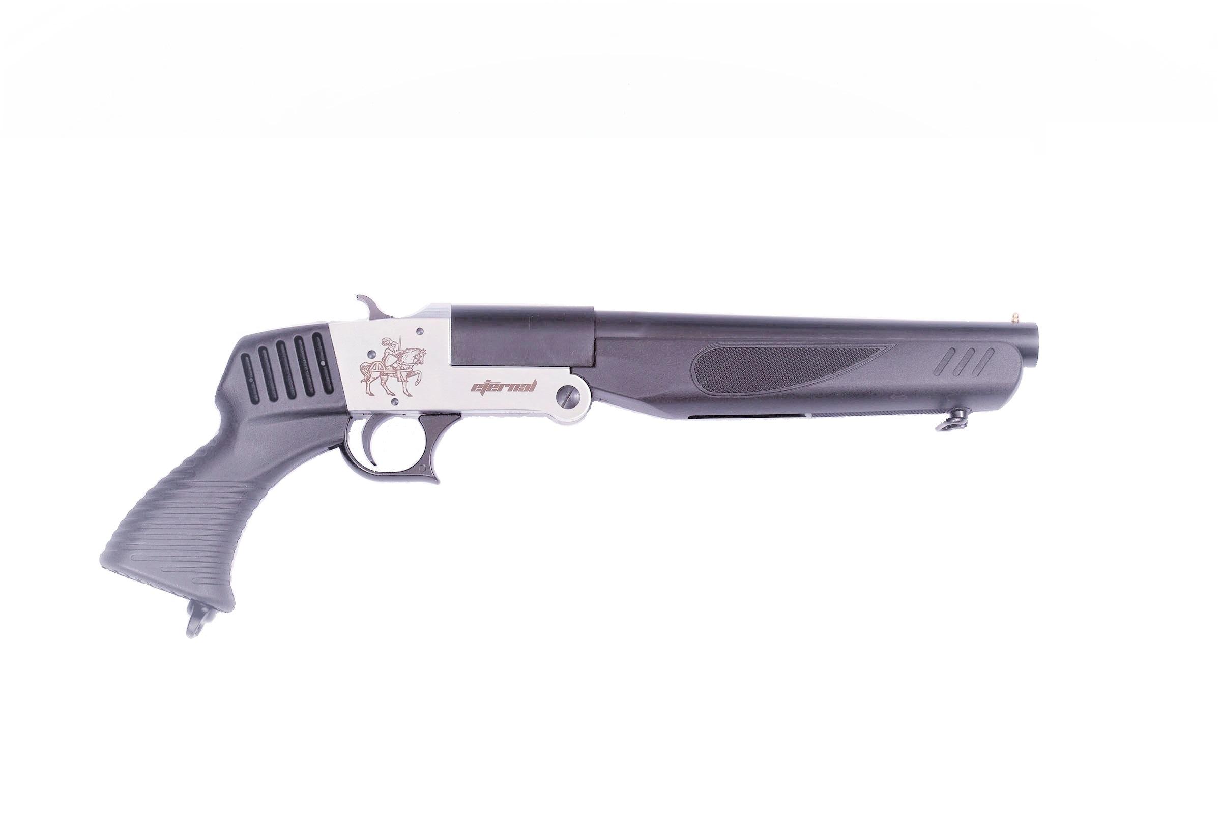 strzelba eternal pojedynka 12/76 obrzyn z centrum szkolenia strzeleckiego fabryka strzelania