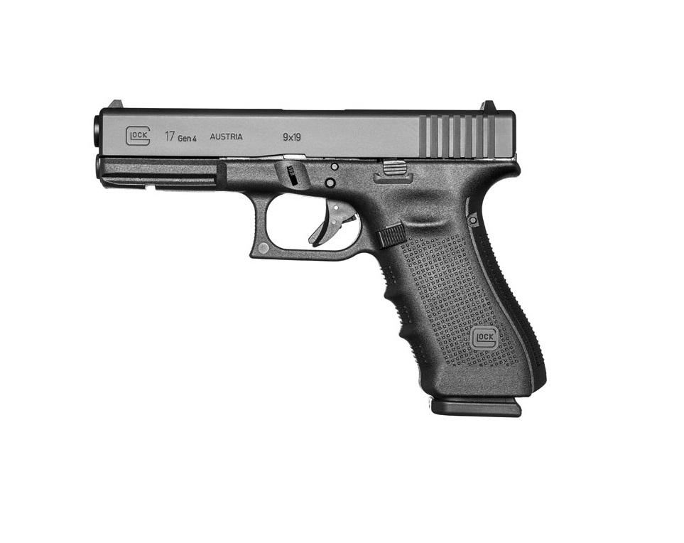 pistolet glock 17 3 generacji arsenał fabryki strzelania